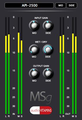 Audio Vitamins MSg