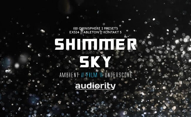 Audiority Shimmer Sky