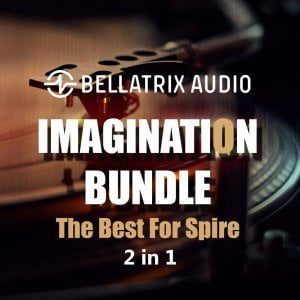 Bellatrix Audio Imagination Bundle for Reveal Sound Spire