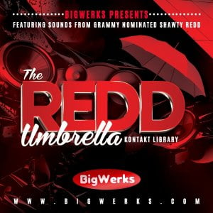 Big Werks The Redd Umbrella