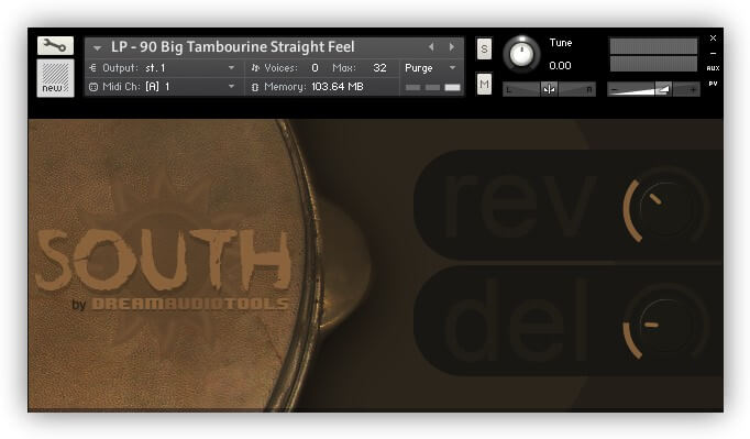 Dream Audio Tools South