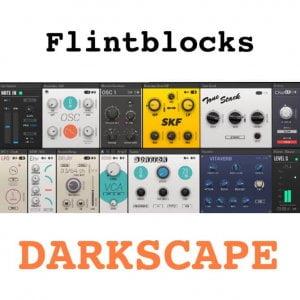 Flintpope Flintblocks Darkscape