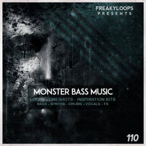 Freaky Loops Monster Bass Music