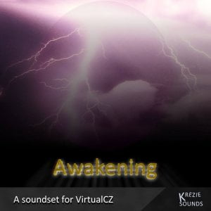 Krezie Sounds Awakening for VirtualCZ