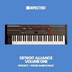 Loopmasters Defected Detroit Alliance Vol 1 Rogue D