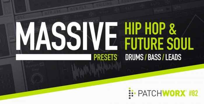 Loopmasters Hip Hop & Future Soul for Massive