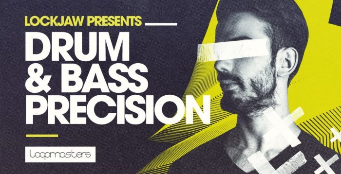 Loopmasters Lockjaw Drum & Bass Precision