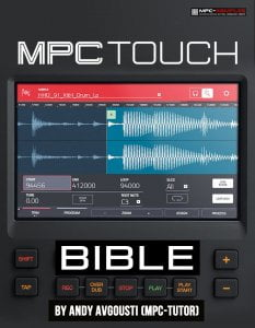 MPC-Samples MPC Touch Bible
