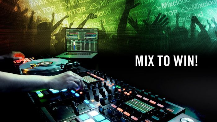 NI Mixcloud DJ Mix Competition