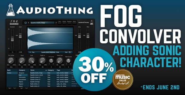 PIB AudioThing Fog Convolver