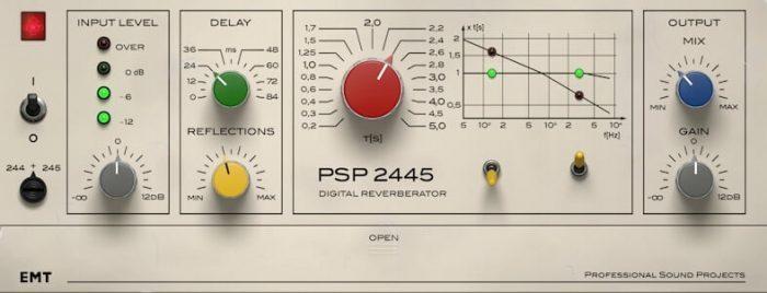 PSP Audioware PSP 2445 EMT