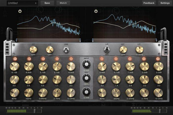 Positive Grid Pro Series EQ Digital