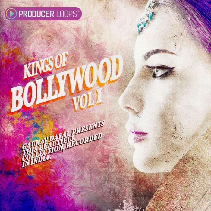 Producer Loops Kings of Bollywood Vol 1