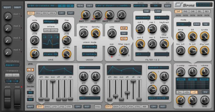 Reveal Sound Spire 1.1.7