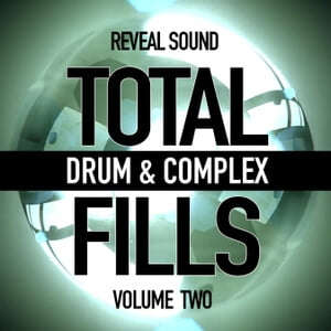 Reveal Sound Total Drums & Complex Fills Vol2
