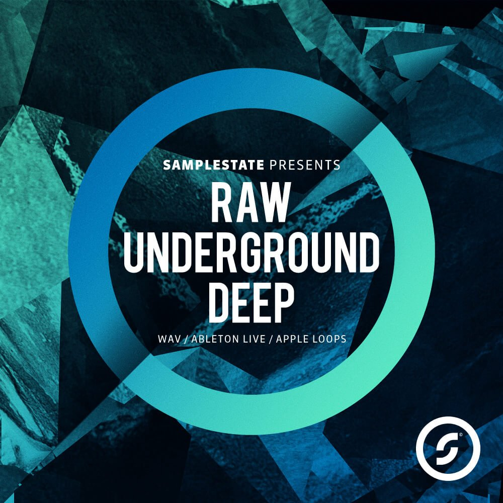 Samplestate raw underground deep sample pack for Classic house sample pack
