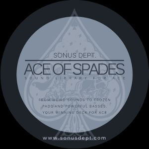 Sonus Dept. Ace of Spades