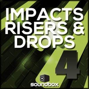 Soundbox Impacts, Risers & Drops 4