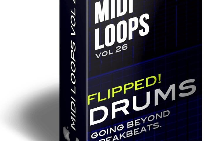 The Loop Loft Flipped Drums Vol 2 feat
