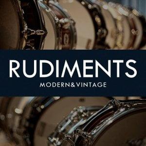 Woodshed Audio Rudiments