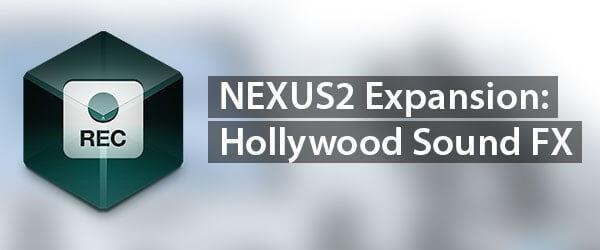reFX Hollywood Sound FX