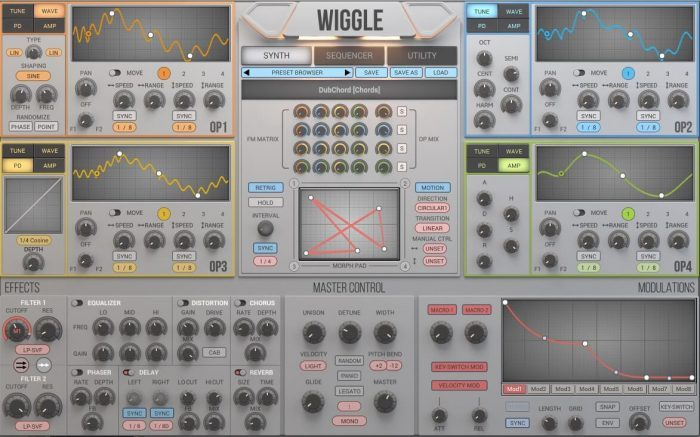 2nd Sense Audio WIGGLE 1.1.1