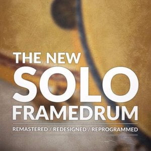8Dio The New Solo Framedrum