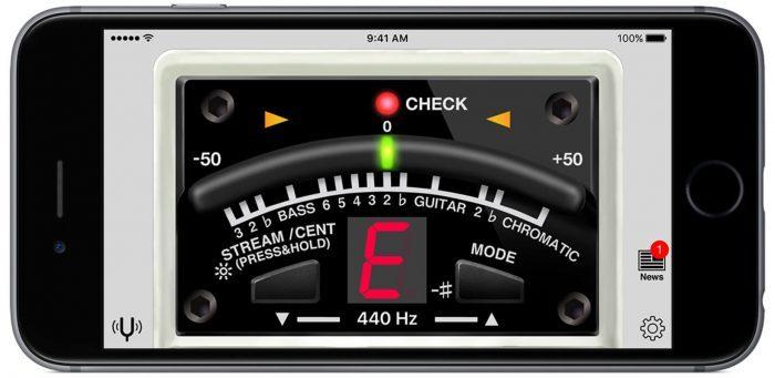 BOSS TUNER App S