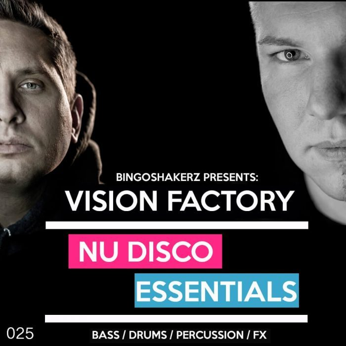 Bingoshakerz Vision Factory Nu Disco Essentials
