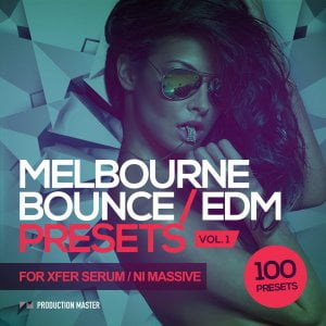 Black Octopus Melbourne Bounce for Massive & Serum