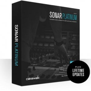 Cakewalk SONAR Platinum Lifetime Updates