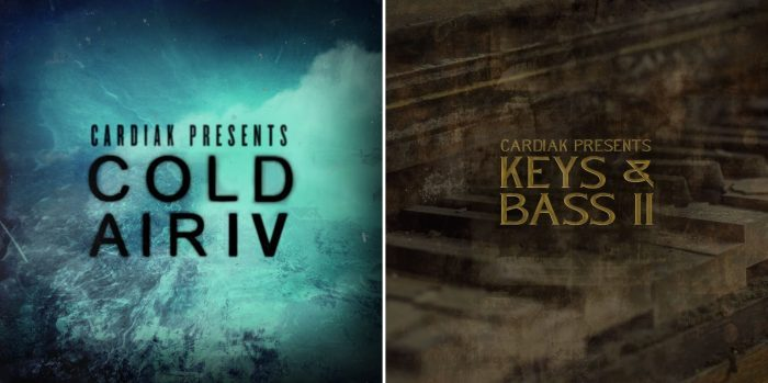 Cardiak Keys & Bass Vol 2 + Cold Air 4