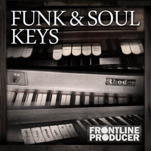 Frontline Producer Funk & Soul Keys