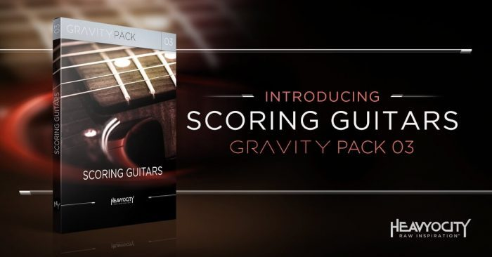 Heavyocity GP03 Scoring Guitars