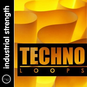 Industrial Strength Techno Loops