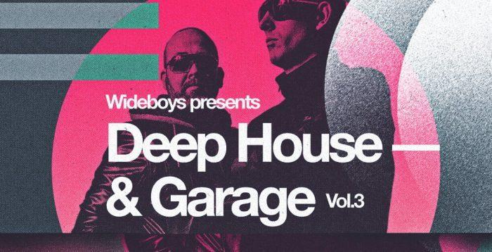 Loopmasters Wideboys Deep House and Garage Vol 3