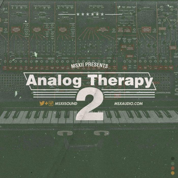 MSXII Analog Therapy Vol 2