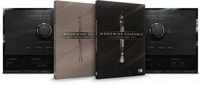 NI Symphony Series Woodwind Collection