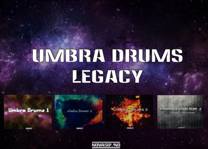 Nova Sound Umbra Drums Legacy