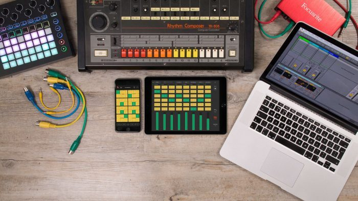 Novation LaunchPad for iOS 2.0 Ableton Link
