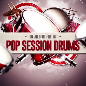 Organic Loops Pop Session Drums