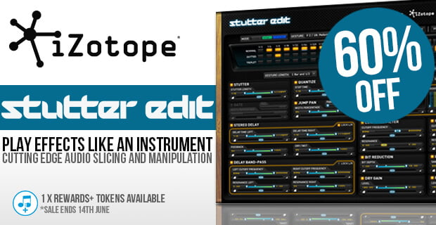 PIB iZotope Stutter Edit sale