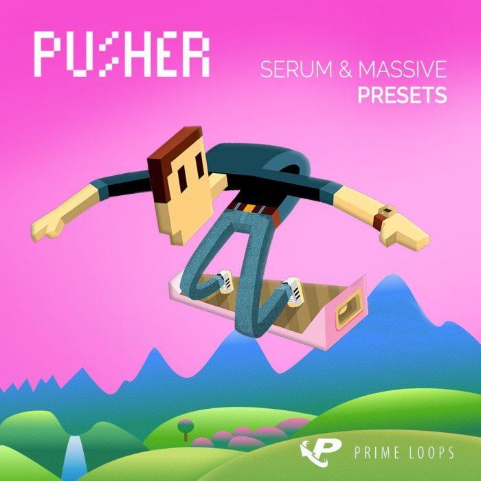 Pusher Serum & Massive
