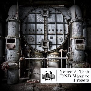 Rankin Audio Neuro & Tech DnB Massive Presets
