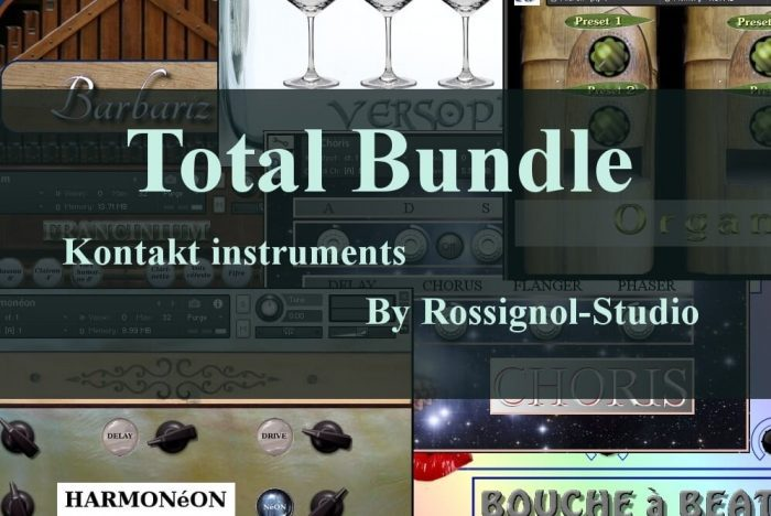 Rossignol-Studio Total Bundle