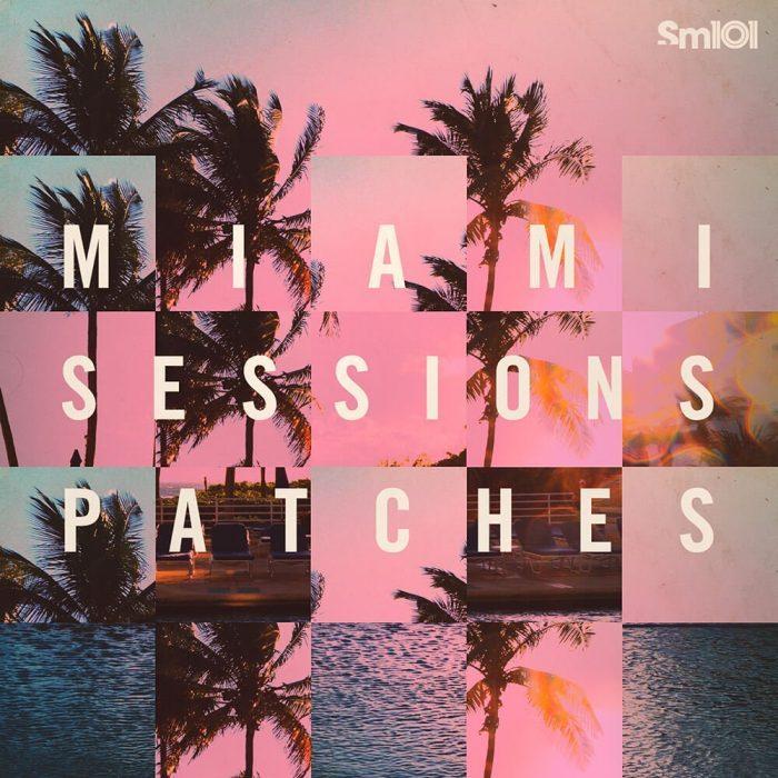 Sample Magic Miami Sessions Patches