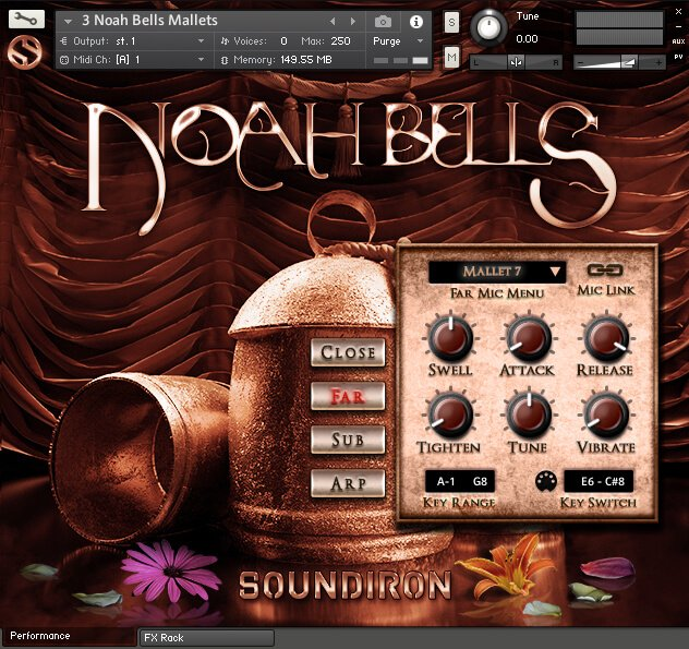 Soundiron Noah Bells