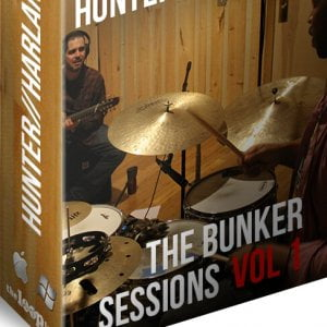 The Loop Loft Hunter Harland Bunker Sessions Vol 1