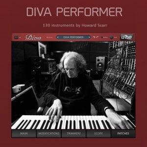 u-he Performer for Diva