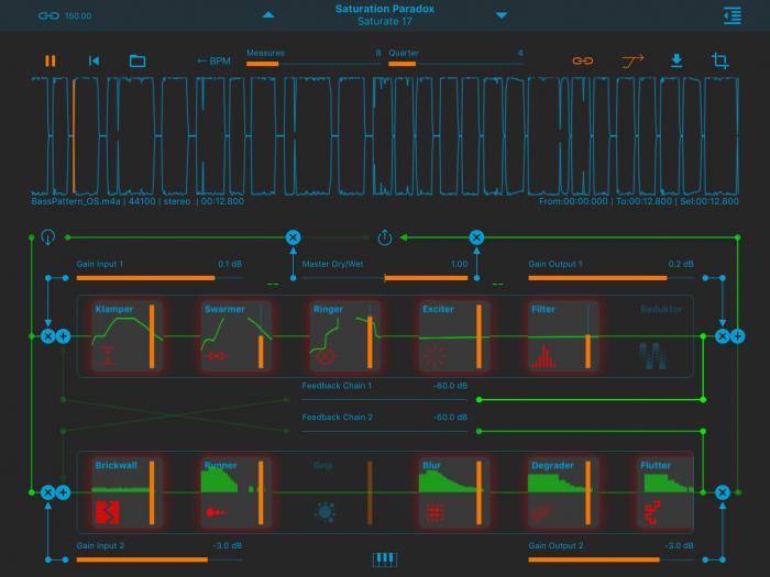 Amazing Noise Moebius Lab